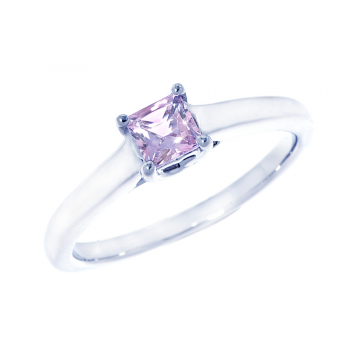 ScPink Morganite Ring